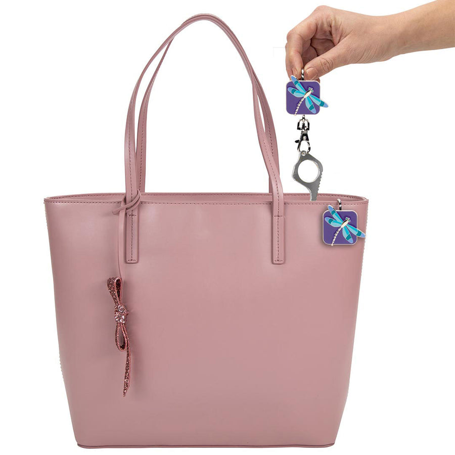 Dragonfly Finders Key Purse® Key'P Safe Set
