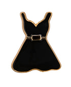 Gold & Black Dress Finders Key Purse®
