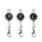 All Monogram BLING Key'P It Up® Purse Hangers