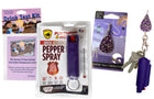 Finders Keep HerSafer™ Night Out Kit with Purple Pepper Spray
