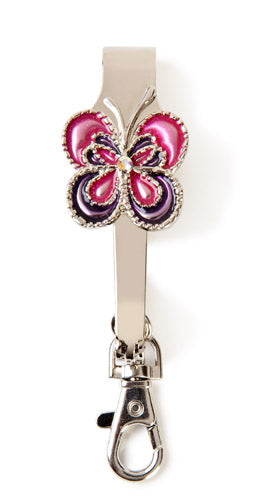 purse hanger, butterfly purse hanger, butterfly key finder, butterfly keychain