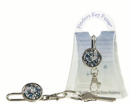 Swarovski keychain, Swarovski crystals, Swarovski accessories, key finder