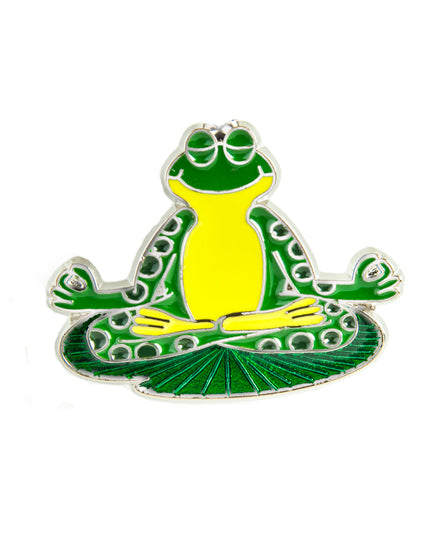 Zen Frog Finders Key Purse®
