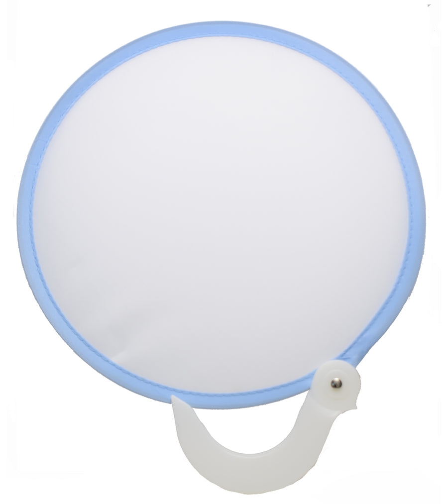 FANtastics Pop-Up Fan- Minimalist Blue