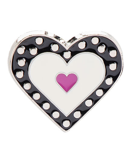 Dotted Heart Finders Key Purse®