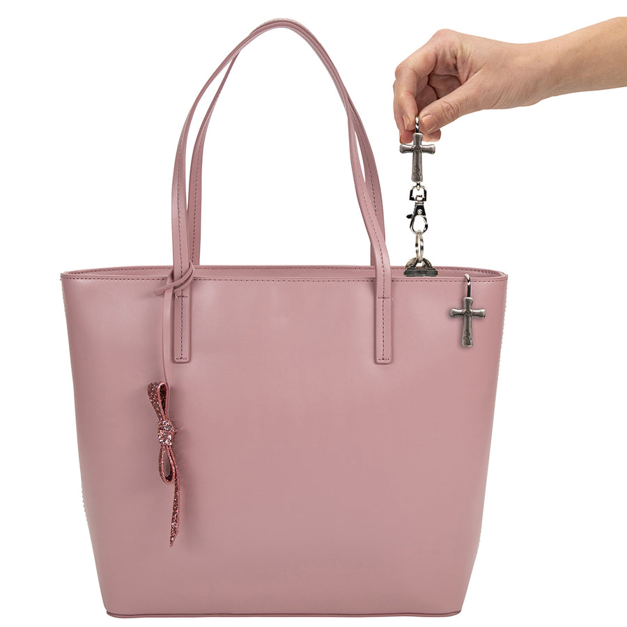 Faith Cross Finders Key Purse®