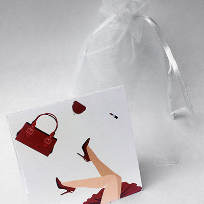 Gift Bag with Personalized Note