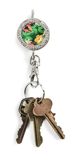 Hawaiian Flora BLING Finders Key Purse®