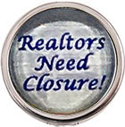 Realtors Need Closure Finders Key Purse®