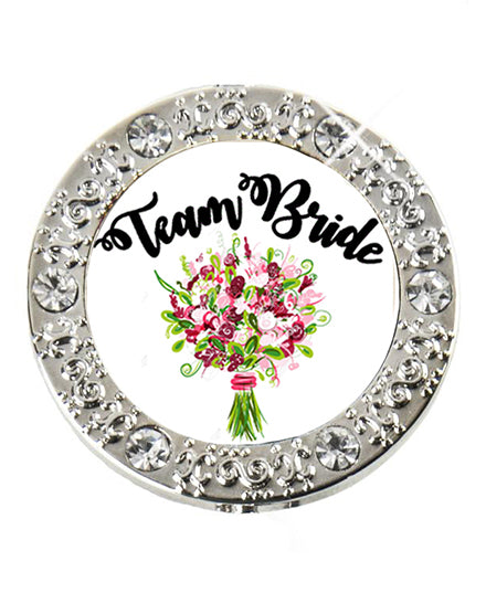 Team Bride BLING Finders Key Purse®