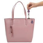 Violet Teardrop Finders Key Purse®
