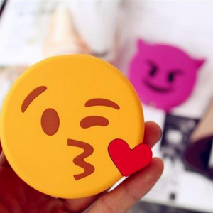 Universal Emoji Portable USB Power Bank Charger - God Of Cases