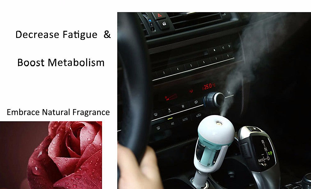 Car Aroma Diffuser - God Of Cases