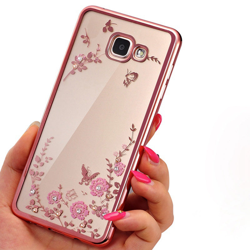 Flower Flora Case for Selected Samsung Models - God Of Cases