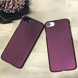 Luxury Wine Red Case for iPhone 5 / 5s / SE - God Of Cases