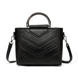 Women's PU Leather Handbag - God Of Cases