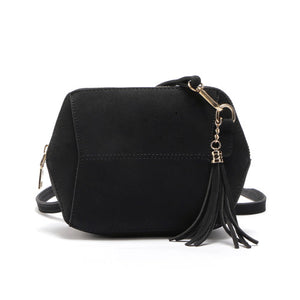 Suede Clutch Women's Handbag - God Of Cases