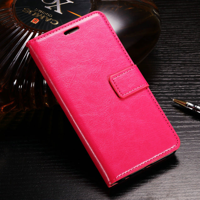 Leather Case for ALL Huawei Models - God Of Cases
