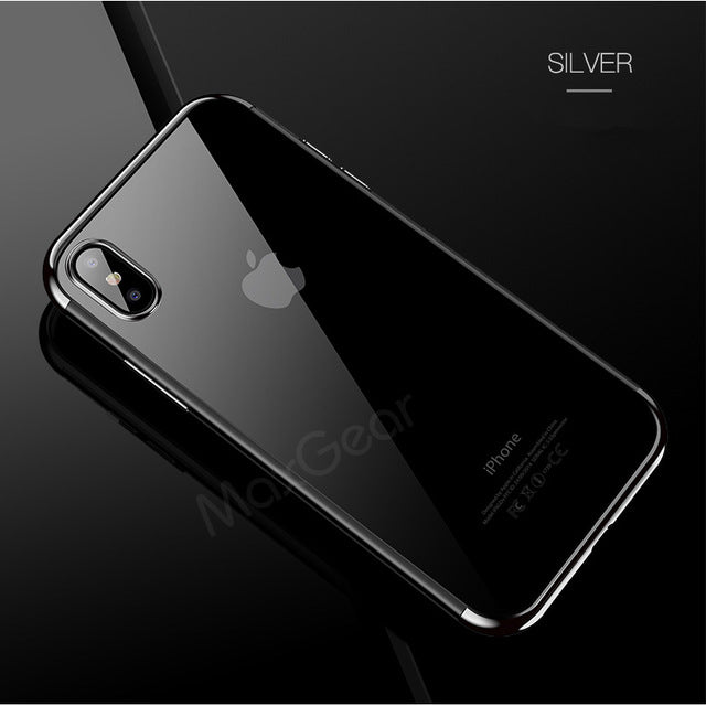 Luxury Silm Protection Case for iPhone X - God Of Cases