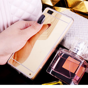 Luxury Mirror Case for ALL Huawei Models - God Of Cases