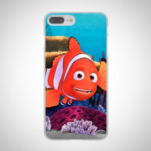 Finding Nemo Case For iPhone 4 to X - God Of Cases