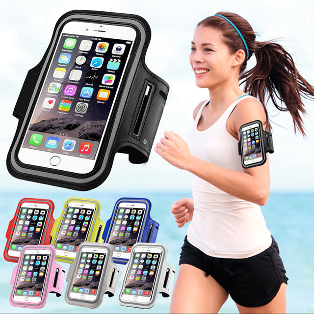 Sports Armband Case for iPhone 5 to 6 - God Of Cases