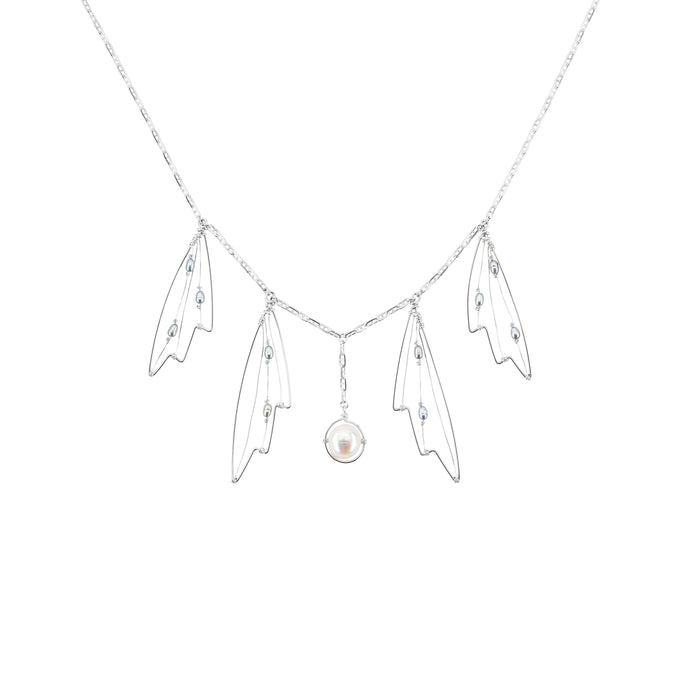 Infinite Wing Necklace