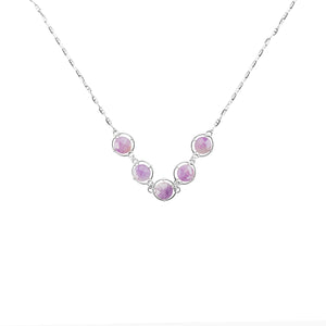 Amethyst Continuum Necklace