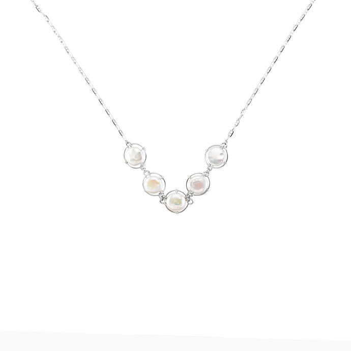 Pearl Continuum Necklace
