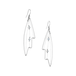 Infinite Wing Earrings