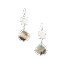 Amazon Rain Earrings
