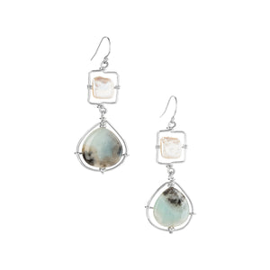 Eternal Amazon Rain Earrings