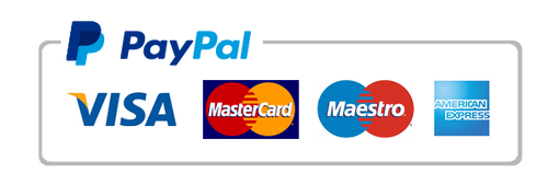 LAMACE is a Trusted PayPal Partner