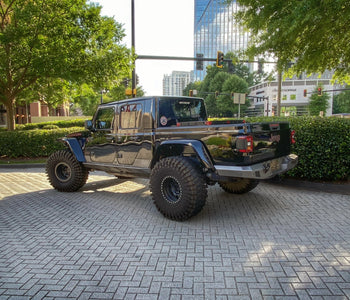 Atlanta Trip with the Motobilt Jeep Gladiator