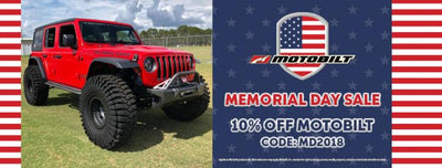 Memorial Day Sale Starts Now!