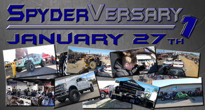 Come see Motobilt at Spyder Offroad 1/27/17