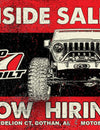 Bad ass inside sales rep wanted