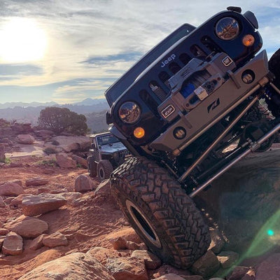 Customer Spotlight:  Mr_StretchedJK At Easter Jeep Safari 2019
