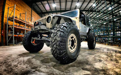 Motobilt Tan One Ton Jeep TJ Build is Going Home