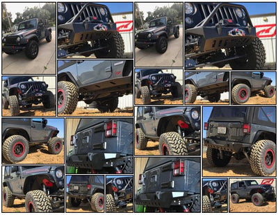 Motobilt's Operation Recon Jeep JK Build