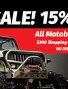 SALE TIME at Motobilt