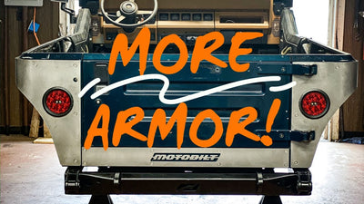 Video: Installing the Below Tailgate Armor for Jeep CJ / YJ / TJ / LJ