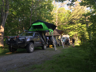 New England with Mountain State Overland Part 1