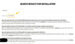 How to Quickly Find Installation Instructions on Motobilt.com