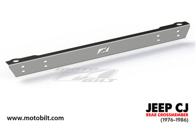 Jeep CJ Replacement Rear Crossmember