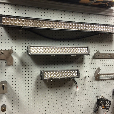 LED Light Bars in Dothan, Alabama at Motobilt