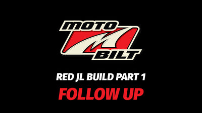 Video - Motobilt Red JL Part 1 Follow Up