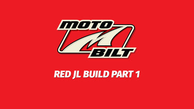 Video - Motobilt Red JL Build Part One