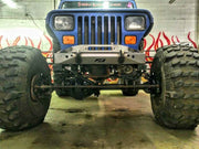 Full Width Axle Conversion Kit for Jeep YJ - Motobilt