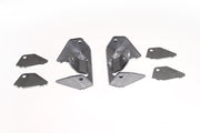 Super Duty Dana 60 Dual Lower Shock Mount Kit - Motobilt